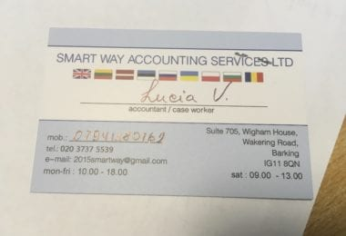 Smart Way Accounting Services - Contabili Autorizați