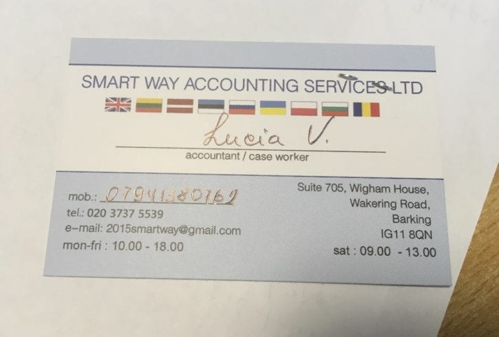 Smart Way Accounting Services - Contabili Autorizați