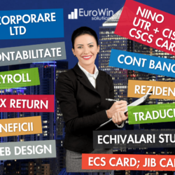 Contabilitate Taxe Beneficii Acte UK - EuroWin Solution