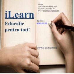 iLearn - Cursuri de limba engleza