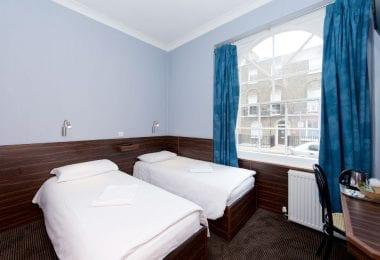 Hotel Receptionist near Kings Cross Station London - WC1H