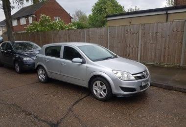 For sale Auto Vauxhall Astra Northolt Londra UB5