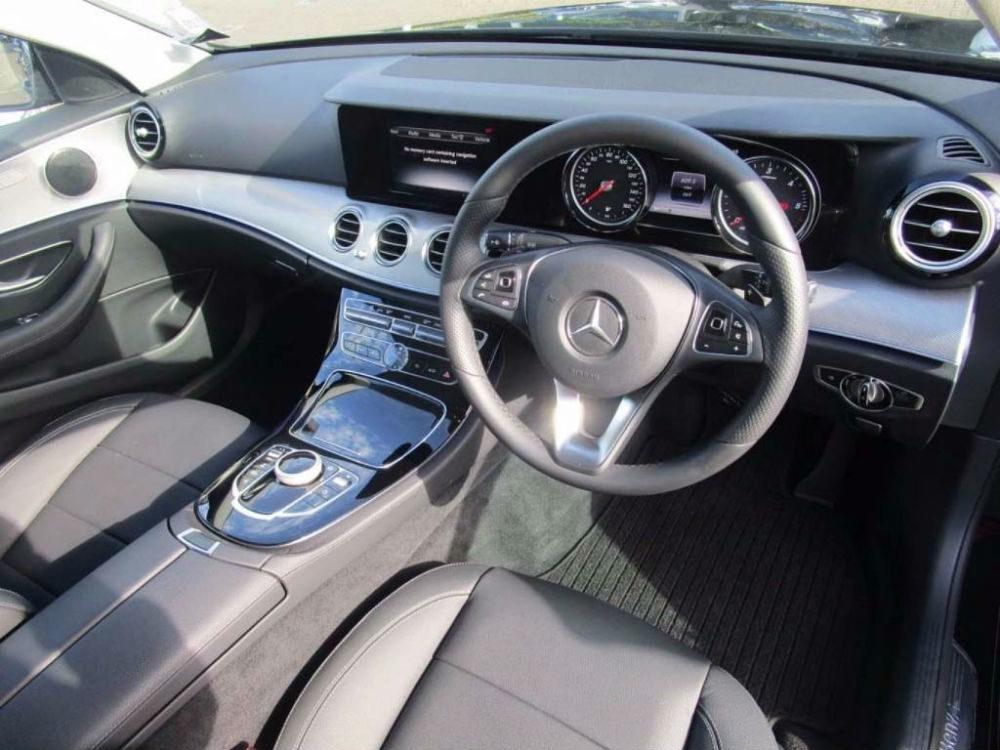 PCO CAR HIRE/UBER - MERCEDES E CLASS, 220 D SE SALOON