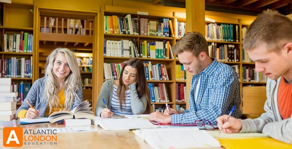 Atlantic London Student Finance Courses