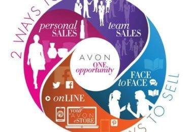 Avon 2 ways to earn