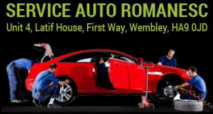 Service Auto Londra MOT Garaj Auto si Vopsitorie Auto