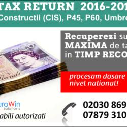 Recuperare Taxe 2016/2017 in TIMP RECORD! Contabili autorizati