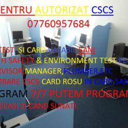 Centru testare CSCS