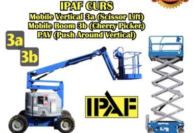 Training-uri si Cursuri de Calificare IPAF