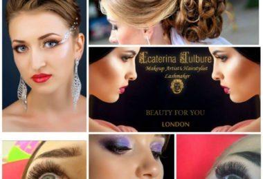 Makeup Coafura Extensia genelor