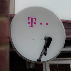 Antene Satelit Londra