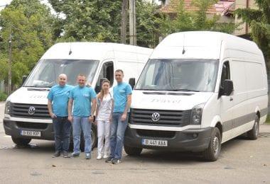 Firma specializata in servicii transport animale de companie international