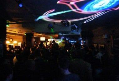Silver Club - Londra E7