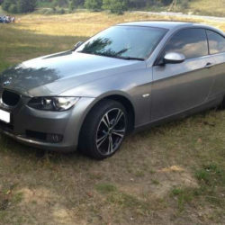 BMW 320 Coupe - Inmatriculat in RO