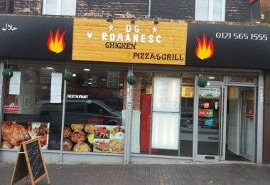 Restaurant DG Romanesc in Birmingham Smethwich B66