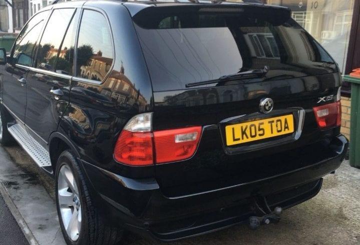 Vand masina BMW X5 3.0D in Lewisham - Auto BMW X5 in Londra E11 UK