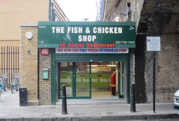 Experienced counter assistant - Shadwell E12