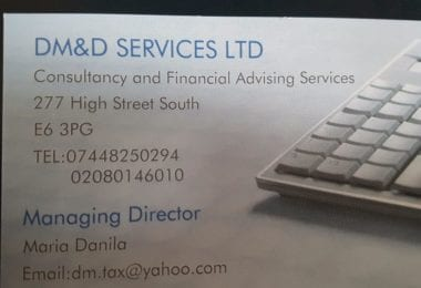 Maria - Servicii profesionale de contabilitate si consultanta
