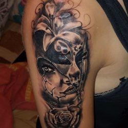 Tatuaje profesionale - Salon sau la Domiciliul tau!