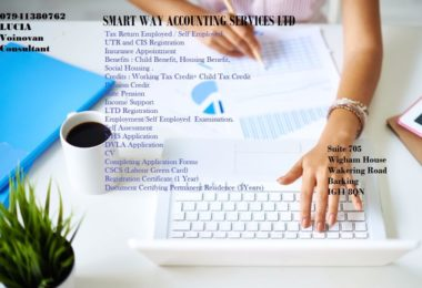 Smart Way Accounting Services LTD - Servicii de contabilitate