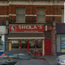 Sheila's Cafe cauta ospatar fata cu experienta.