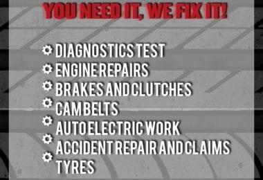 Zeus Auto Trader - Mecanica diagnosticare Londra NW10