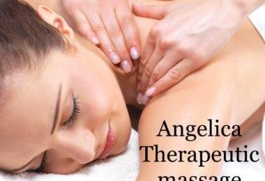Massage therapeutic Angelica Pop Ilford Londra IG3