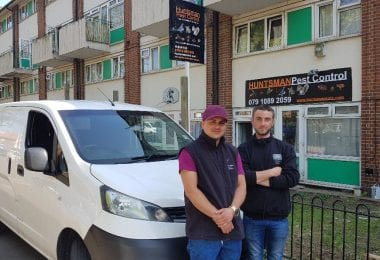 Servicii Deratizare in Londra - Huntsmanpestc