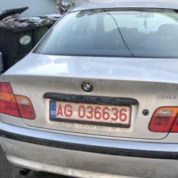 Caut platforma BMW e46 Londra-București