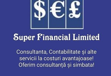 SERVICII DE CONTABILITATE - SUPER FINANCIAL LIMITED