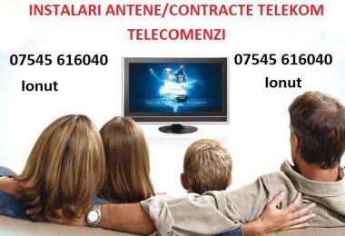 Instalari Antene - Contracte Telekom - Ionut