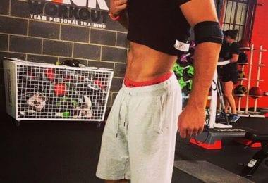 Dragoman Ionut - Antrenor personal Fitness