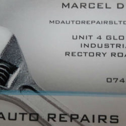 Atelier auto - Grays RM1