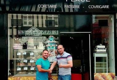 Sweet Place - Laborator de patiserie cofetarie in Northampton