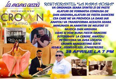 Restaurantul La mama acasa organizeaza sarbatoarea Pastelui IG1 Ilford