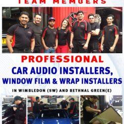 Window Tinter / Car audio installer - Polimax Motorsport