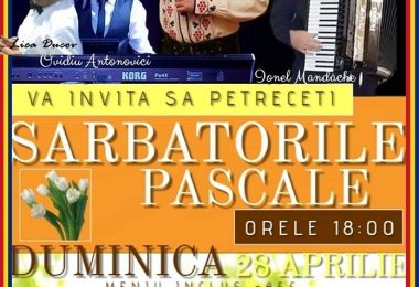 Restaurant romanesc Acasa sarbatoreste Pastele Leytonstone E11