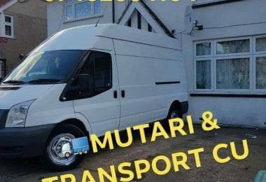 Mutari - Transport cu Van si Ajutor mutare - Cristi
