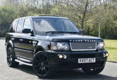 For sale Land Rover Range Sport 3.6 TDV8 Coventry