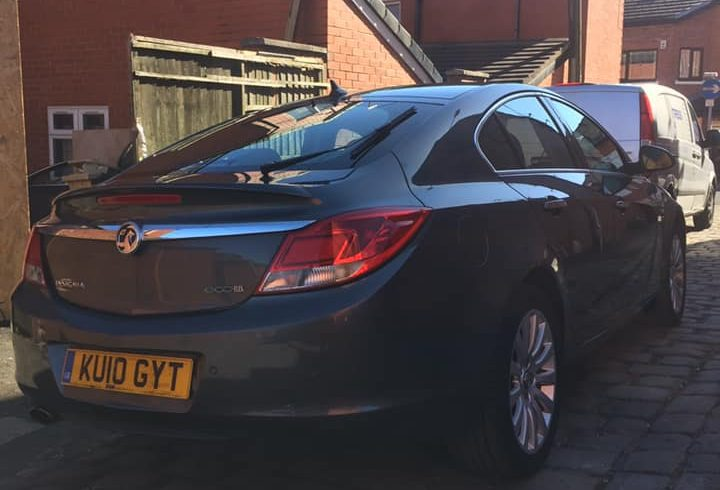 For sale auto Vaxhall Insignia Bolton BL3 6 UK