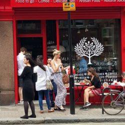 Ajutor bucatarie si curatenie - Takeaway Londra