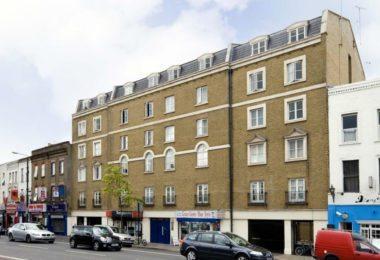 Apartament 2 camere dormitor + living in Mile End E1