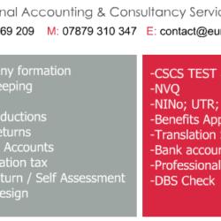 Servicii complete Contabilitate, Consultanta si Asistenta