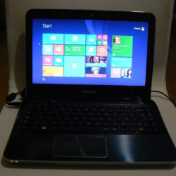 Laptop Samsung NP-SF310 Silver i5