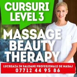 Cursuri Beauty Level 3 - Industria Beauty