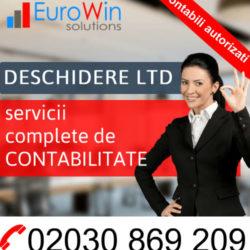 Infiintare LTD - Servicii Contabilitate EuroWin Solutions