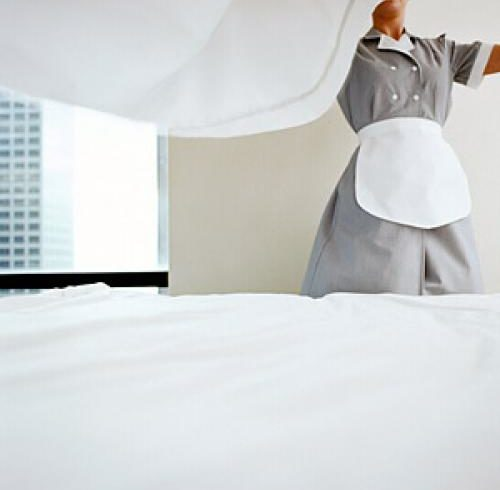 Andreea OMNIFM - Cleaning Staff Hotel in Wembley