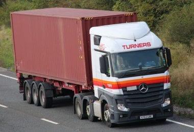 Compania Turners angajeaza soferi in Felixstowe UK IP11
