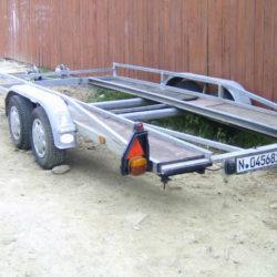 Cumpar platforma auto pentru transport masina