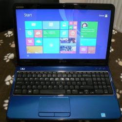 Vand laptop Dell N5110 Blue i5